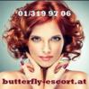 Butterfly Escort Wien Logo