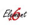 Element 6  Wien Logo