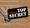 NIGHTCLUB TOP SECRET Oberbuch Logo